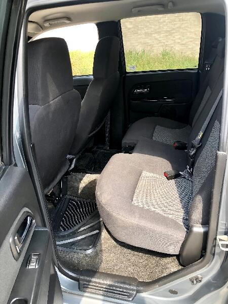 2012 Chevrolet Colorado 1LT Crew Cab 2WD