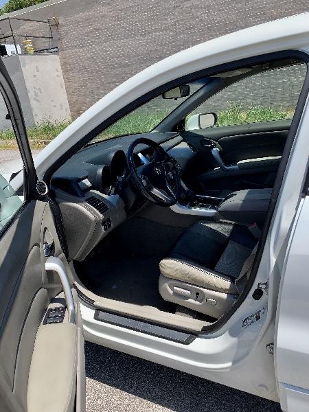 2007 Acura RDX 5-Spd AT