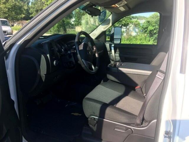 2014 Chevrolet Silverado 2500HD LT Long Box 4WD