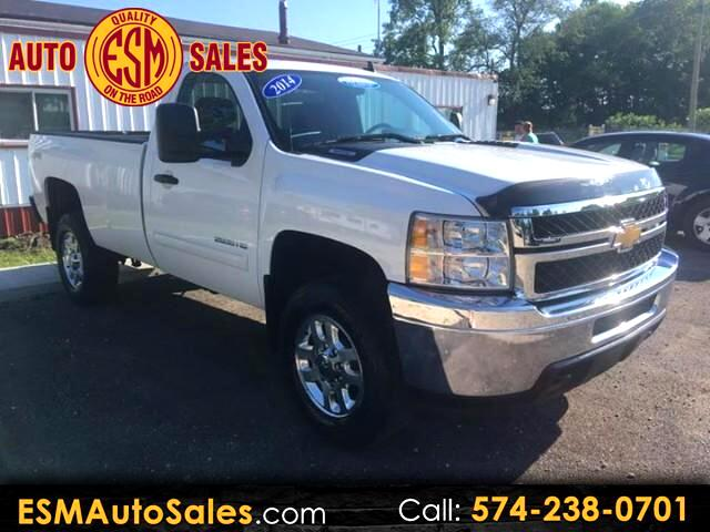 2014 Chevrolet Silverado 2500HD LT Long Box 4WD