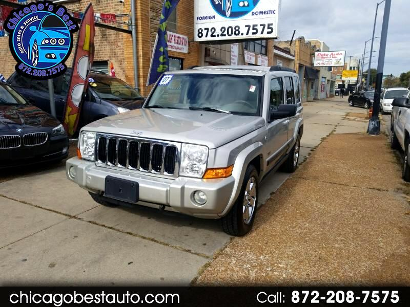 2007 Jeep Commander Sport 4WD