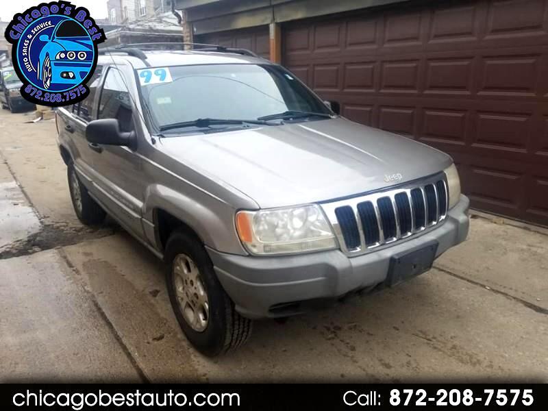 1999 Jeep Cherokee 4WD