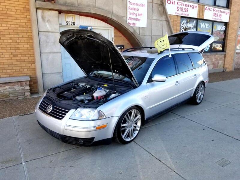 2003 Volkswagen Passat Wagon GLS