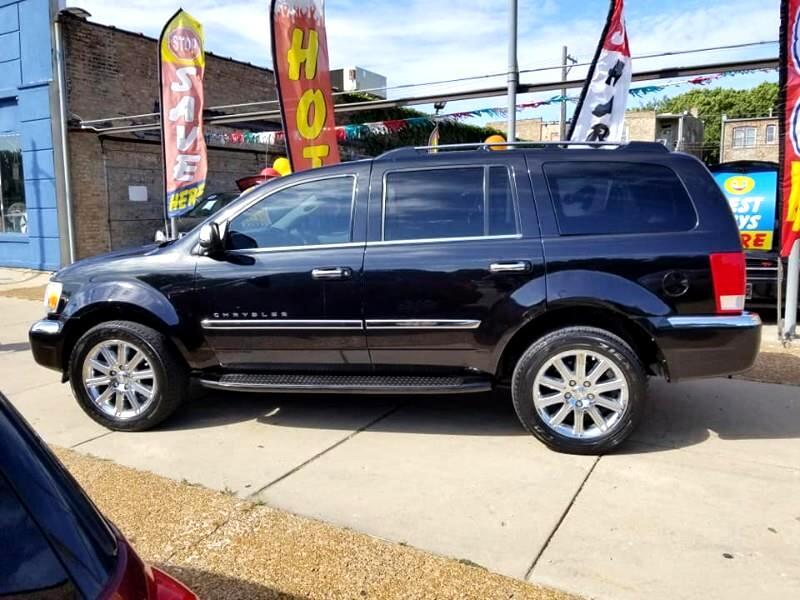 2009 Chrysler Aspen Limited 2WD