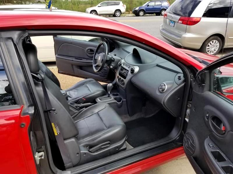 2005 Saturn ION Quad Coupe 3