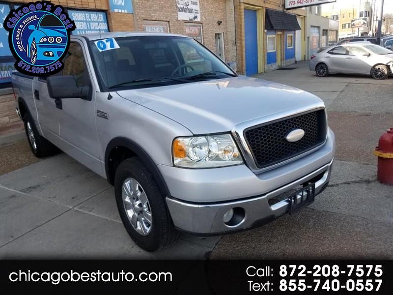Ford F-150 Lariat SuperCrew 2WD 2007