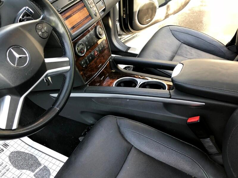 2011 Mercedes-Benz GL-Class GL550 4MATIC