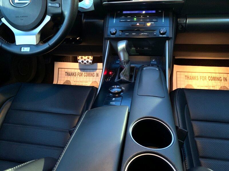 2014 Lexus IS 250 RWD