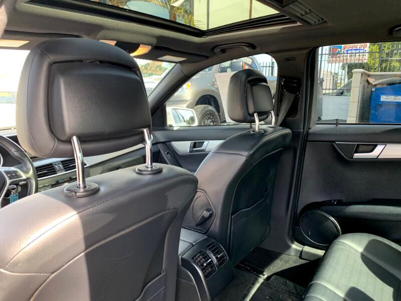 2013 Mercedes-Benz C-Class C250 Sport Sedan