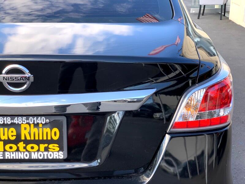 2015 Nissan Altima 2.5 SV