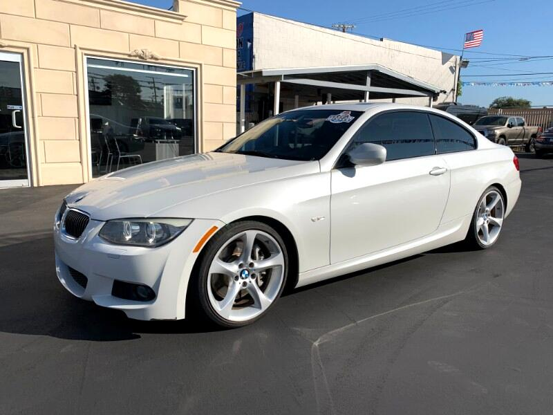 2013 BMW 3-Series 335i Coupe