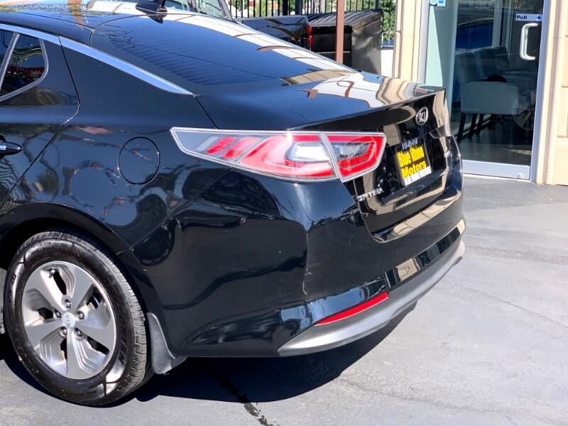 2015 Kia Optima Hybrid LX