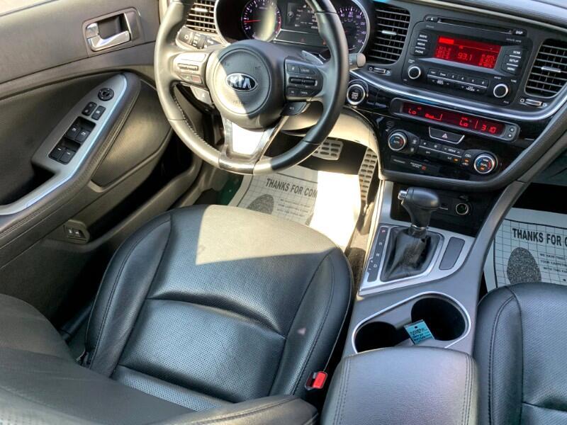 2015 Kia Optima SX