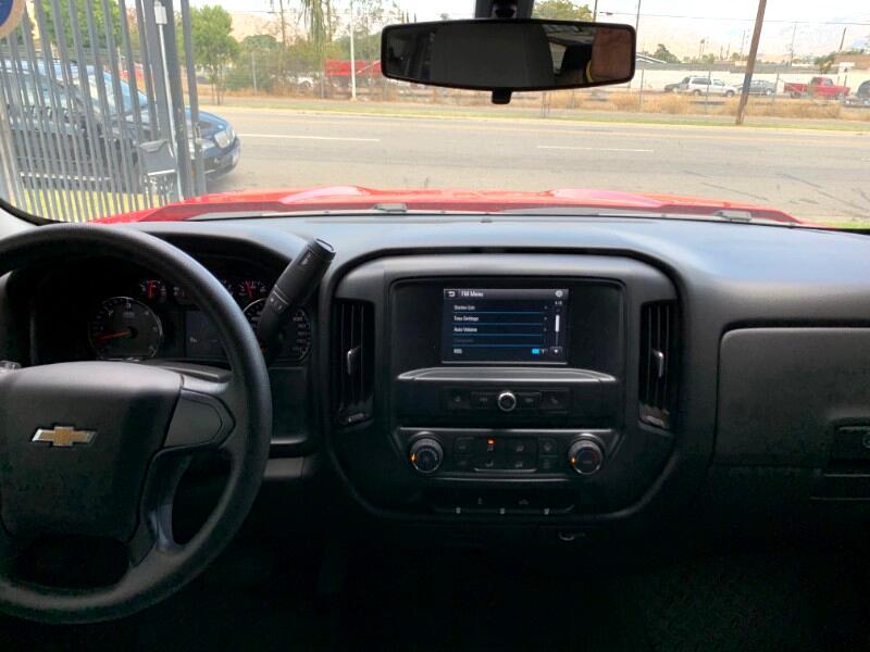 2017 Chevrolet Silverado 1500 2WD Double Cab 147