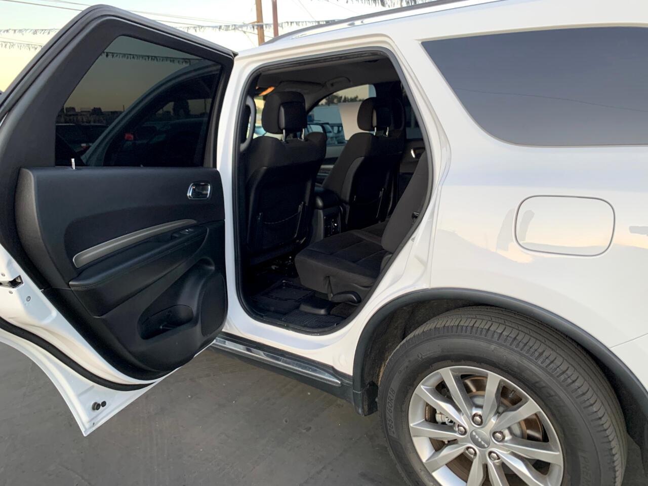 2016 Dodge Durango SXT RWD