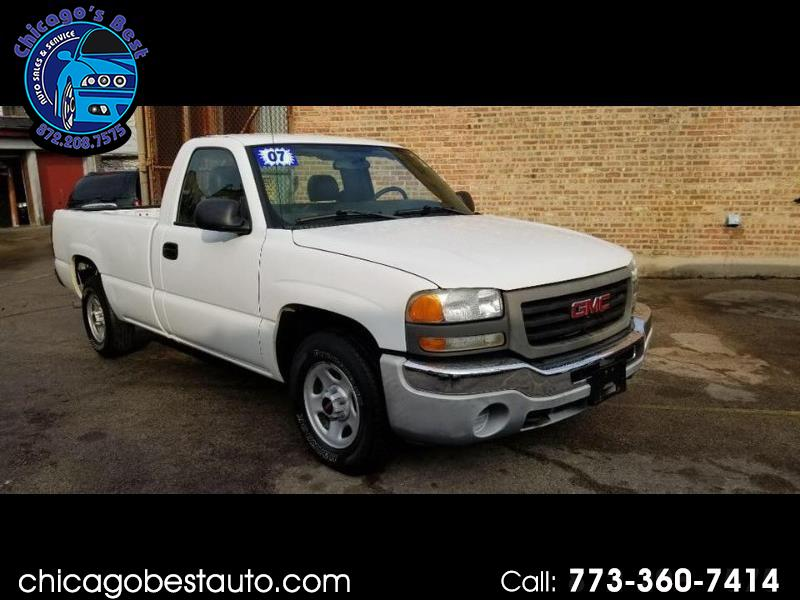 2004 GMC Sierra 1500 Work Truck Long Bed 2WD