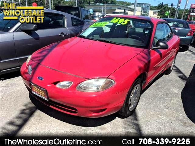 1999 Ford Escort ZX2 Cool