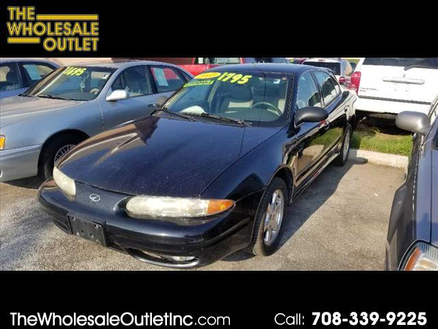 2003 Oldsmobile Alero GLS Sedan