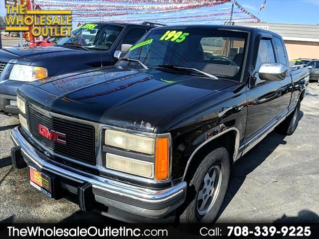 GMC Sierra C/K 1500 Club Coupe 6.5-ft. Bed 2WD 1993