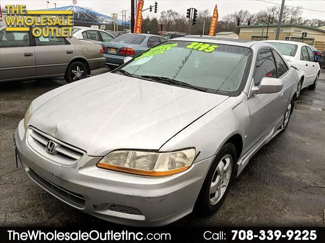Honda Accord EX coupe 2001