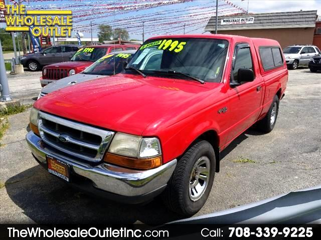 Ford Ranger XL Reg. Cab Short Bed 2WD 1999