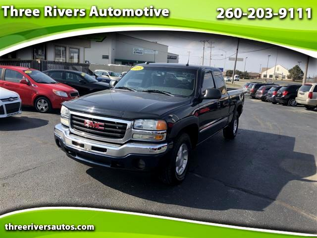 2005 GMC Sierra Ext. Cab Long Bed 4WD