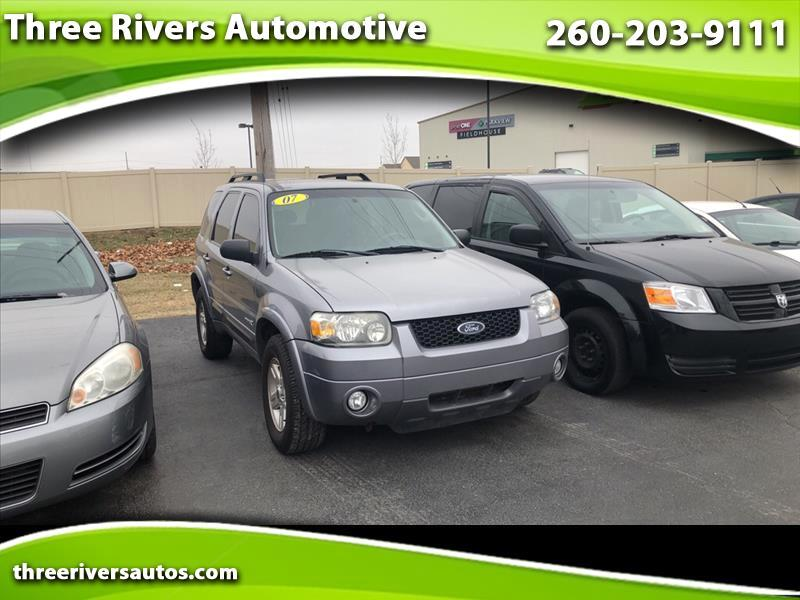 2007 Ford Escape Hybrid 4WD
