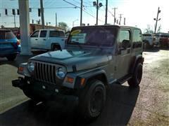 2006 Jeep Wrangler Sahara