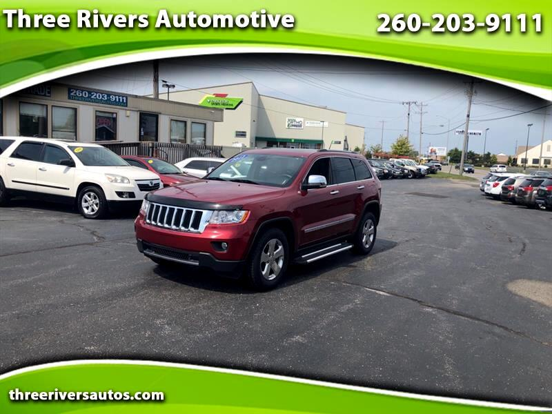 2012 Jeep Grand Cherokee Limited 4WD