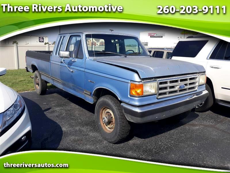 1987 Ford F-250 SuperCab 2WD