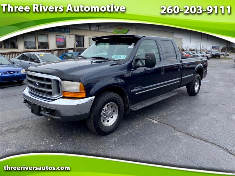 Ford F-350 SD XL Crew Cab Short Bed 2WD 2000