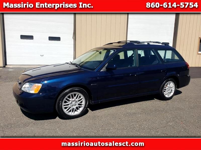 Subaru Legacy Wagon L 35th Anniversary Edition 2004