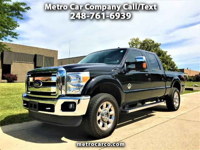 2011 Ford F250 Lariat Pickup 4D 6 3/4 ft