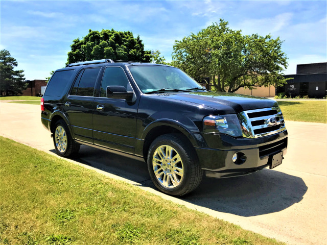 2014 Ford Expedition Limited Sport Utility 4D