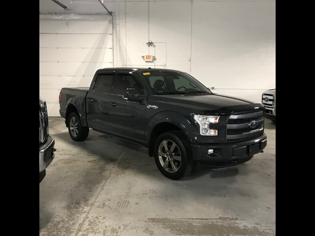 2016 Ford F-150 Lariat Pickup 4D 5 1/2 ft
