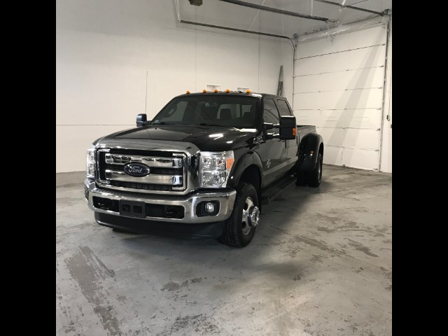 2015 Ford F-350 Lariat Pickup 4D 8 ft