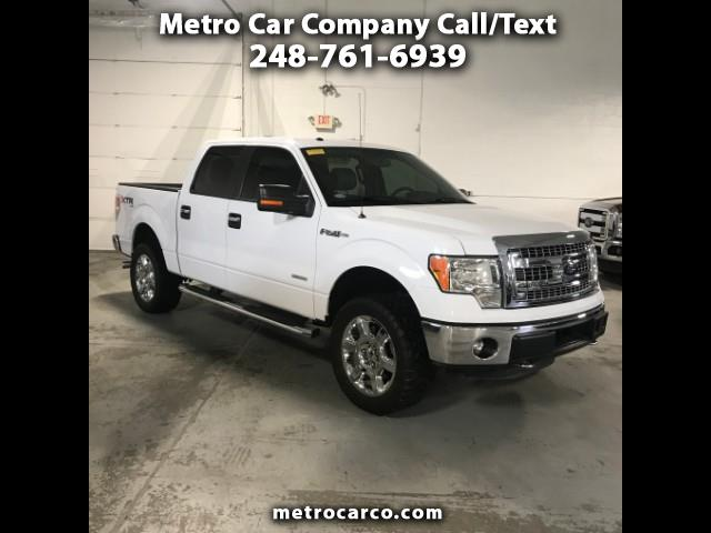 2014 Ford F-150 XLT Pickup 4D 5 1/2 ft