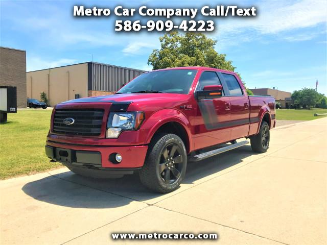 2014 Ford F-150 FX4 SuperCrew 6.5-ft Box 4WD