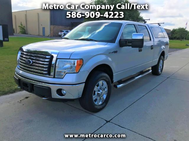 2011 Ford F-150 XLT Pickup 4D 6 1/2 ft