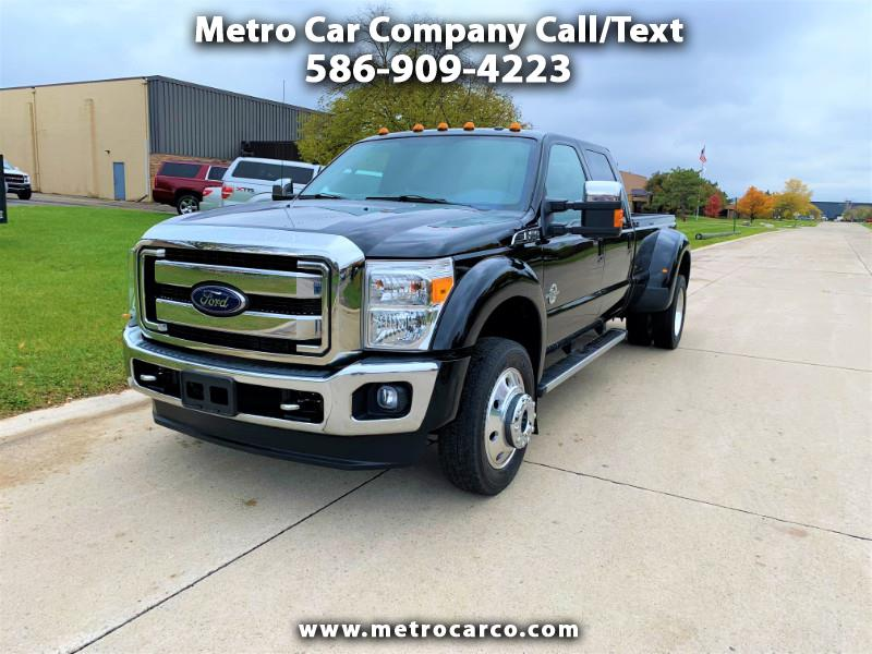 2016 Ford Super Duty F-450 DRW 4WD Crew Cab 176