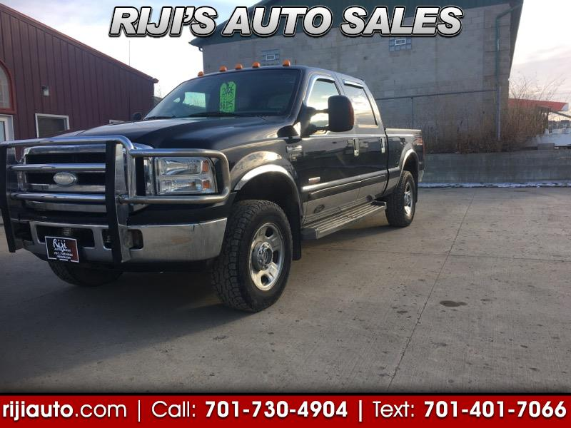 Ford F-350 SD XLT Crew Cab Long Bed 4WD 2006