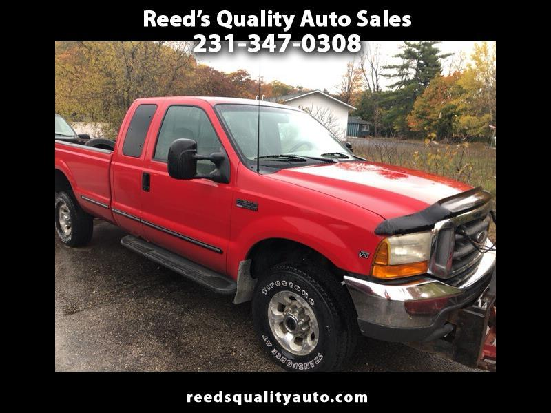 Ford F-250 SD Lariat SuperCab Long Bed 4WD 1999