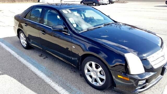 Cadillac STS V6 Luxury Performance 2007
