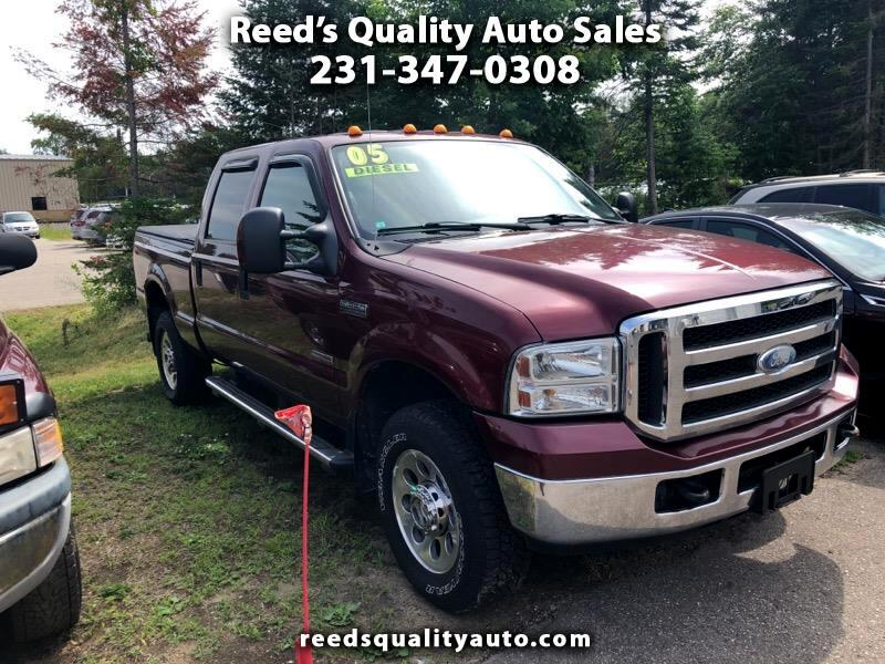 Ford F-350 SD Lariat SuperCab 4WD 2005