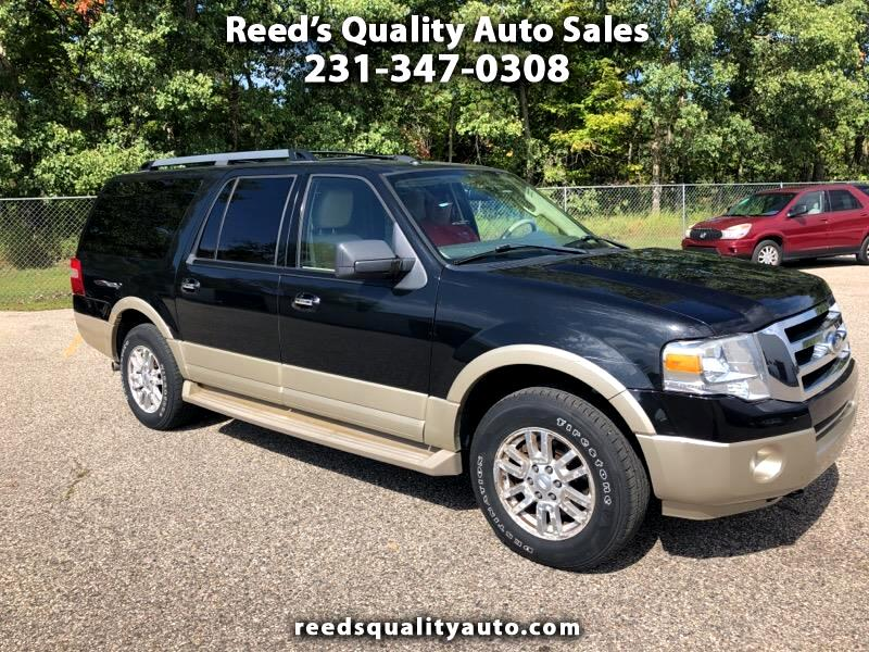 2010 Ford Expedition EL Eddie Bauer 4WD