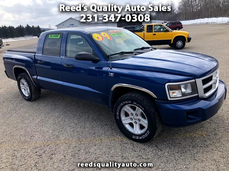 Dodge Dakota SXT Crew Cab 4WD 2009
