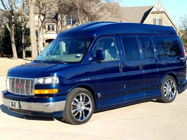2004 GMC Savana Explorer Conversion Van