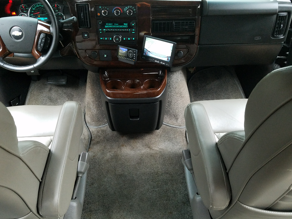 2010 Chevrolet Express Rocky Ridge