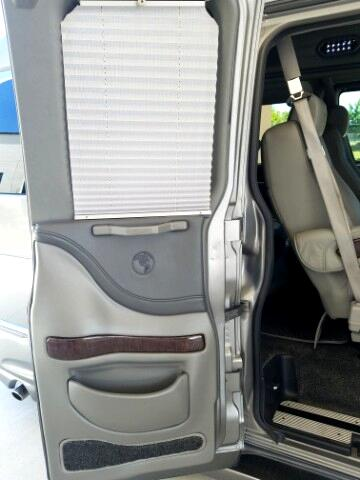 2012 GMC Savana EXPLORER HIGHTOP CONVERSION VAN