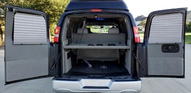 2013 Chevrolet Express Wheel Chair Conversion Van